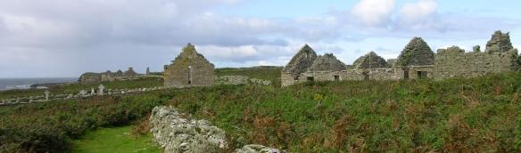 Inishmurray landscape