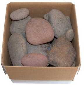 blog box of rocks