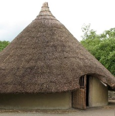 Irish round house