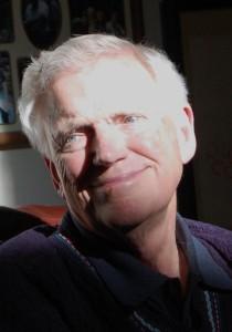 Bob Nilan at Pierce cabin